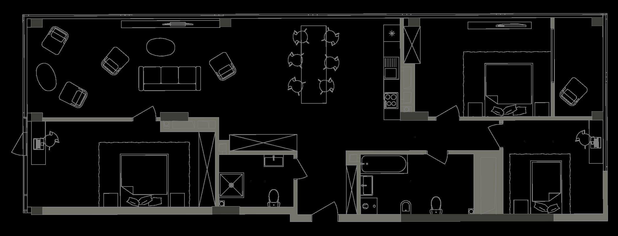 Квартира KV_106_3C_1_1_6