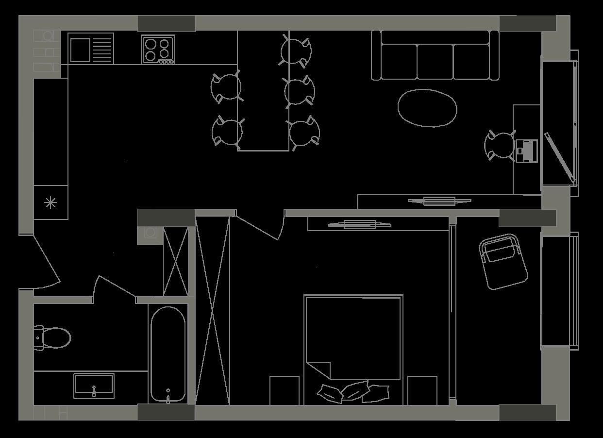 Квартира KV_18_1D_1_1_9