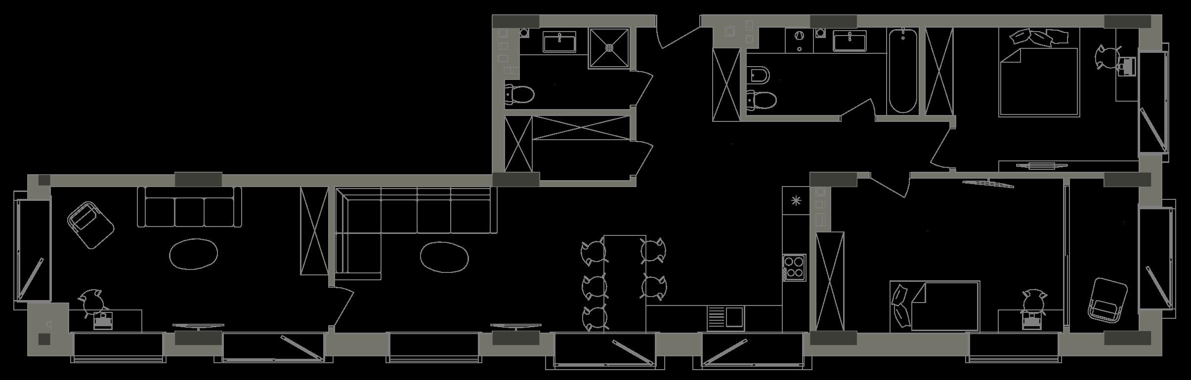 Квартира KV_1_3A_1_1_1