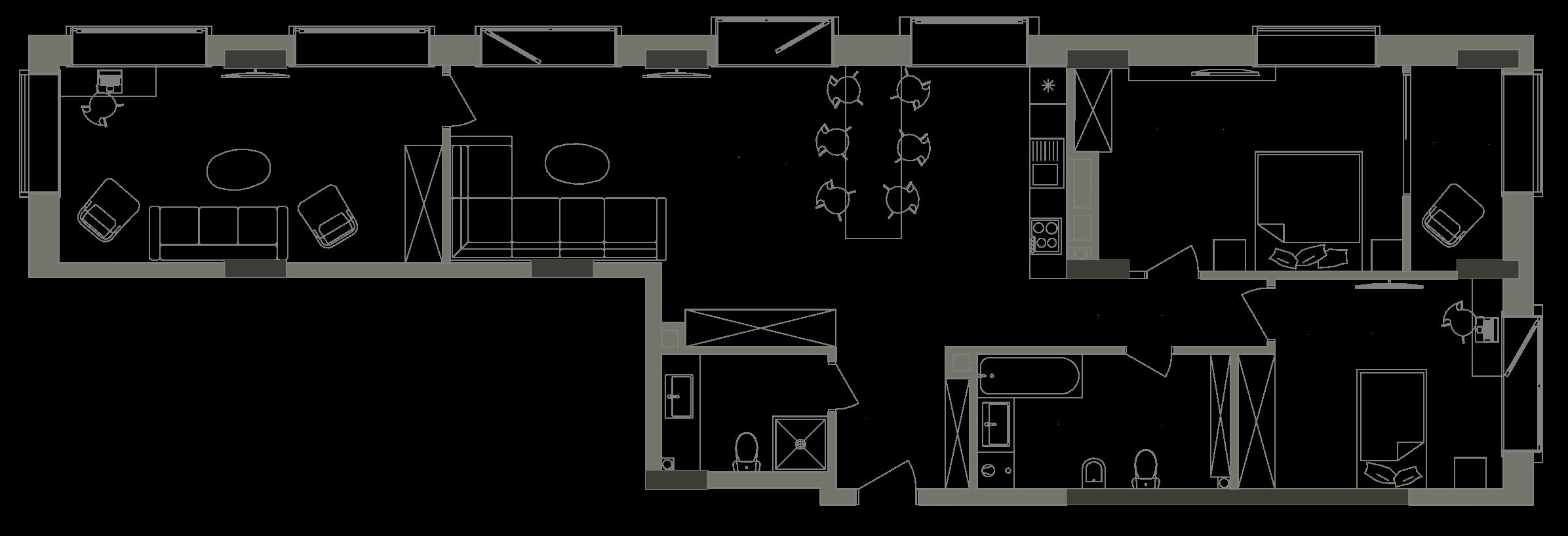 Квартира KV_23_3V_1_1_6