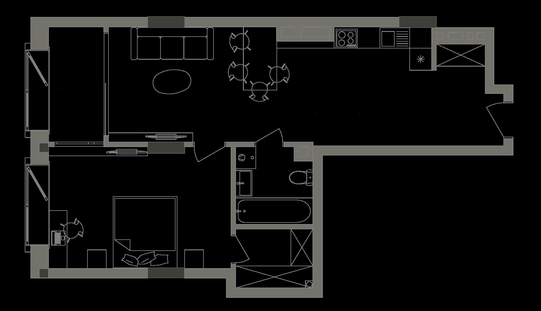 Квартира KV_28_1B_1_1_4
