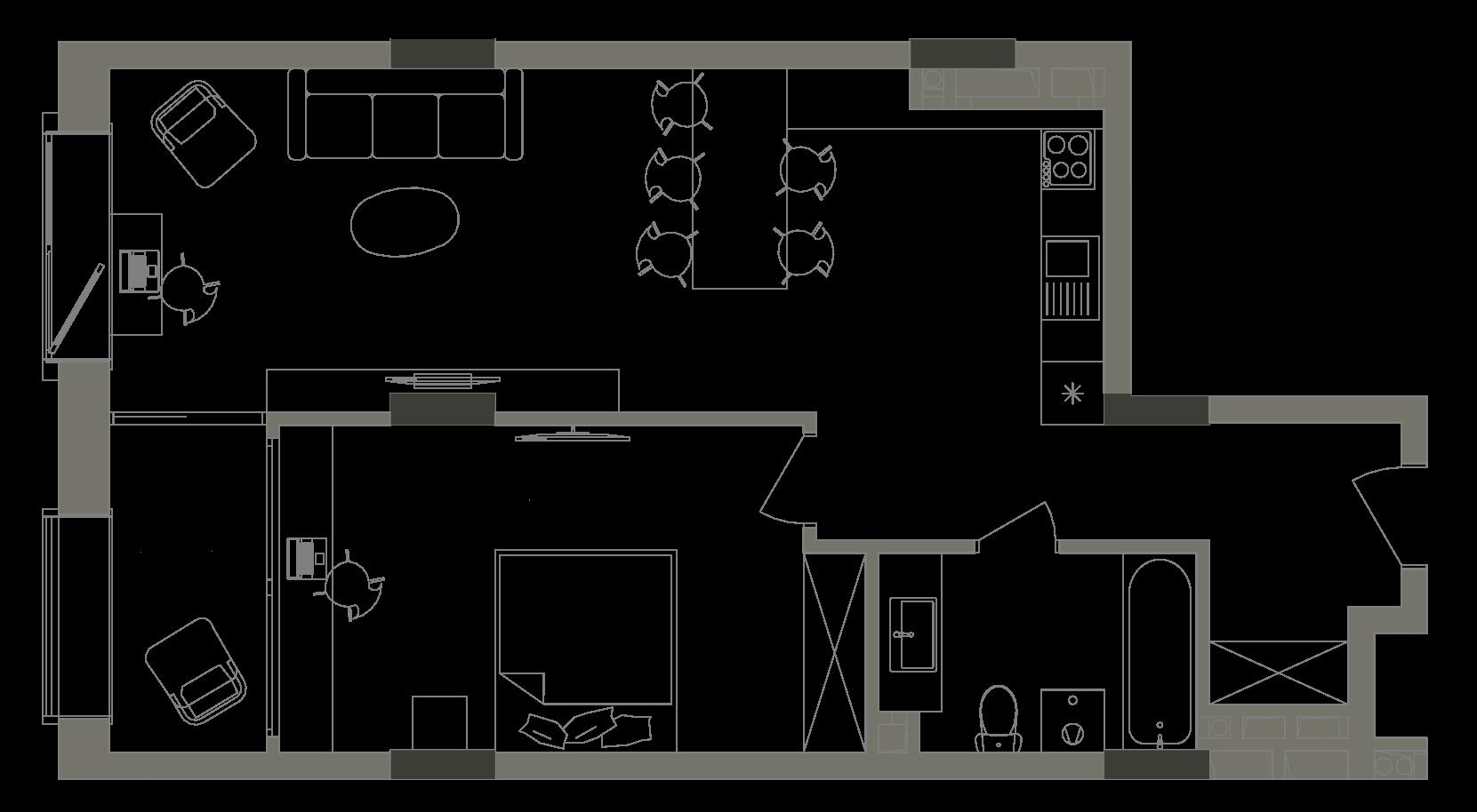 Квартира KV_29_1V_1_1_5