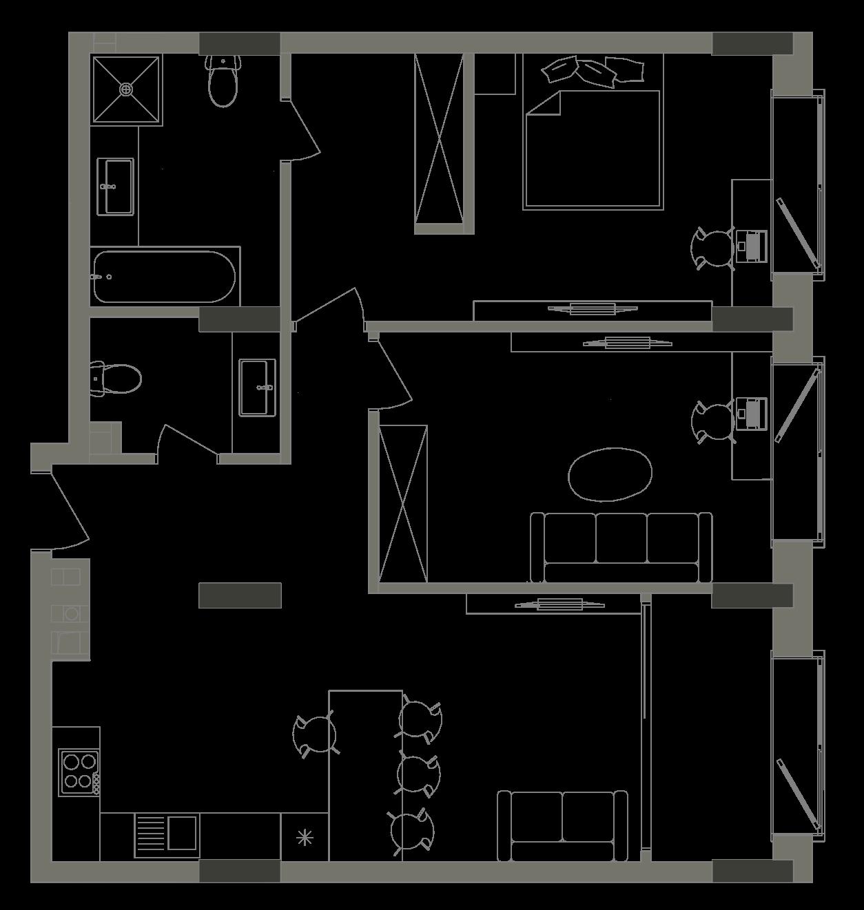Квартира KV_32_2B_1_1_8