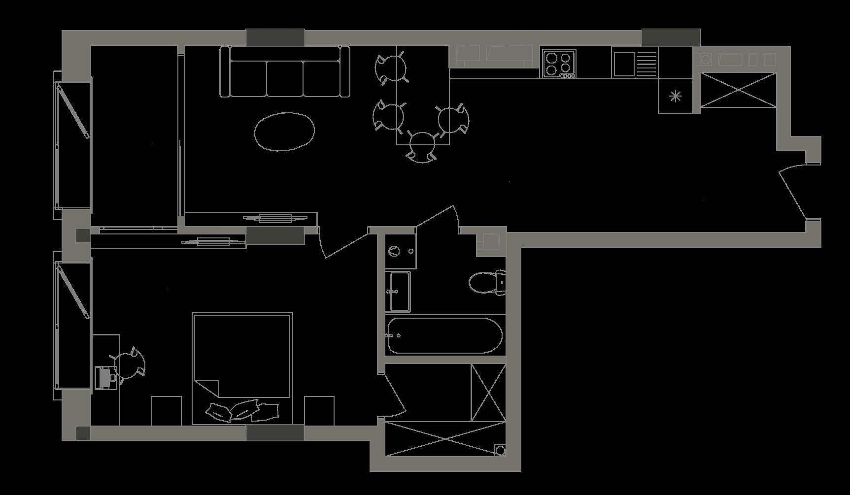 Квартира KV_35_1B_1_1_4