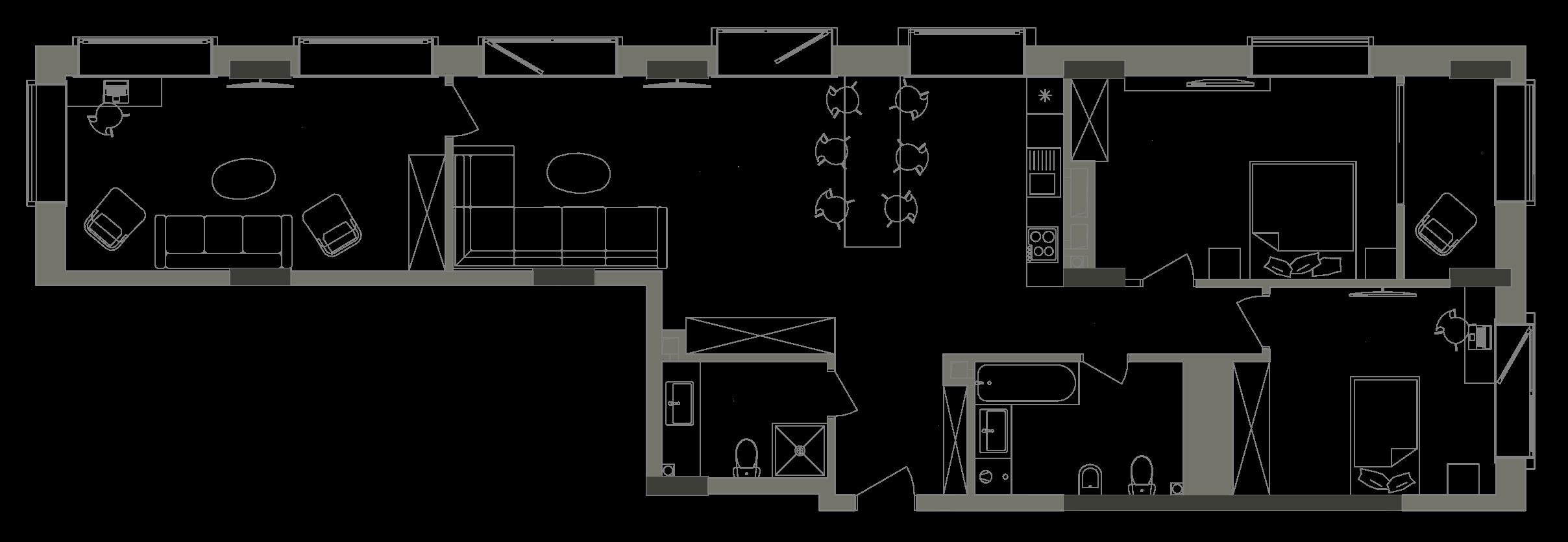 Квартира KV_37_3V_1_1_6