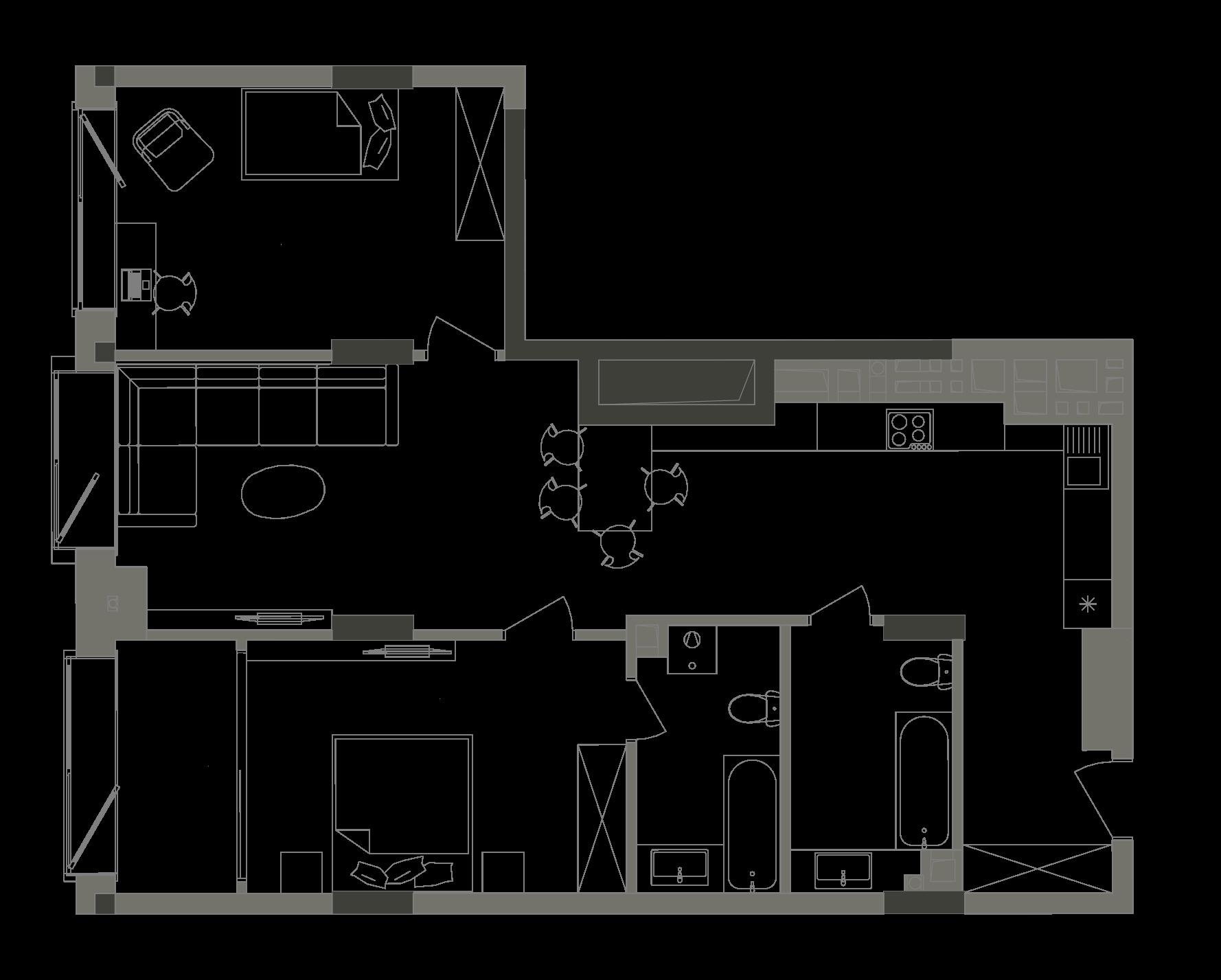 Квартира KV_41_2A_1_1_3