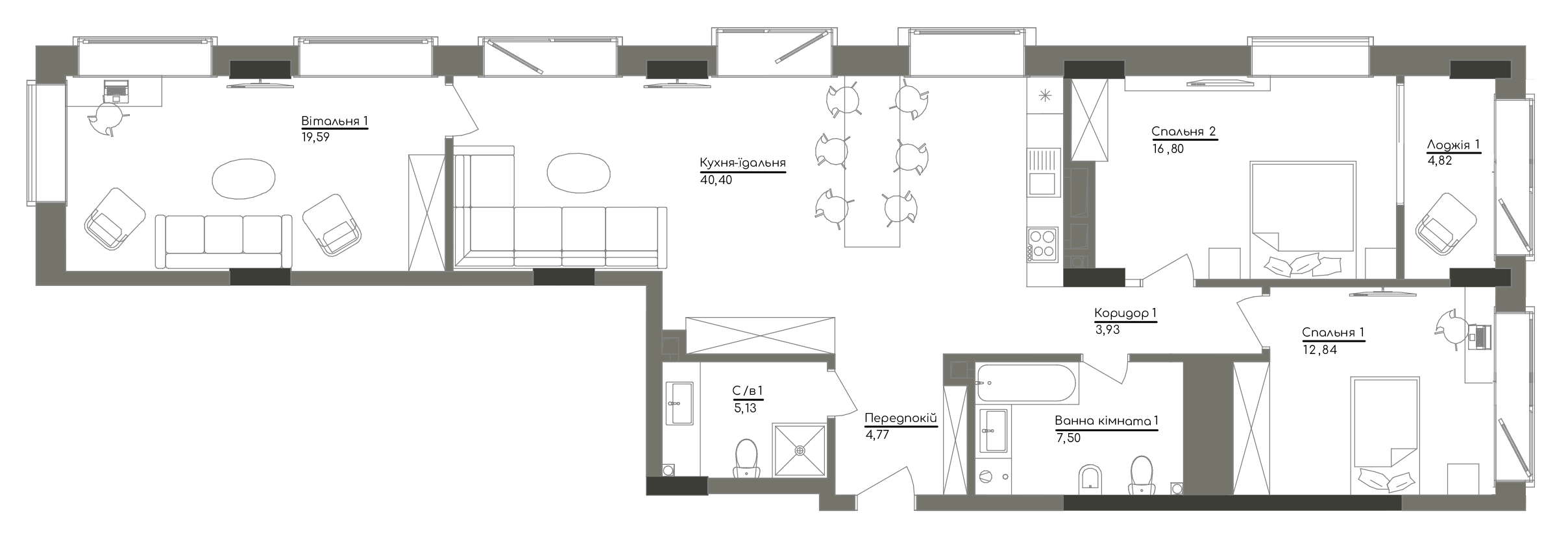 Квартира KV_44_3B_1_1_6