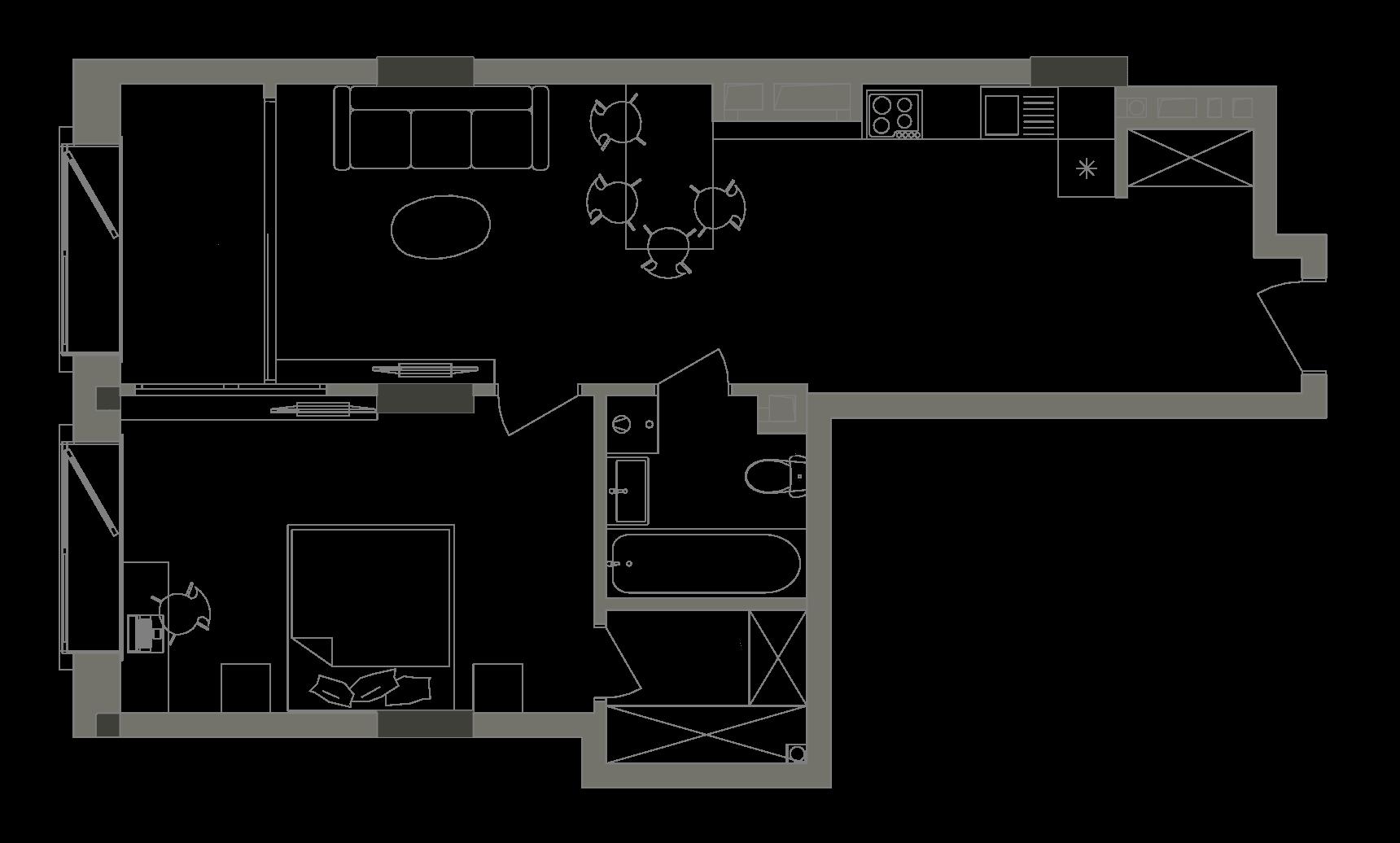 Квартира KV_56_1B_1_1_4