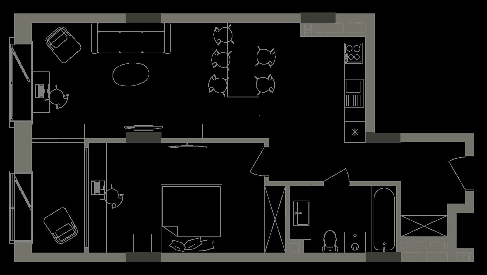 Квартира KV_63_1V_1_1_5