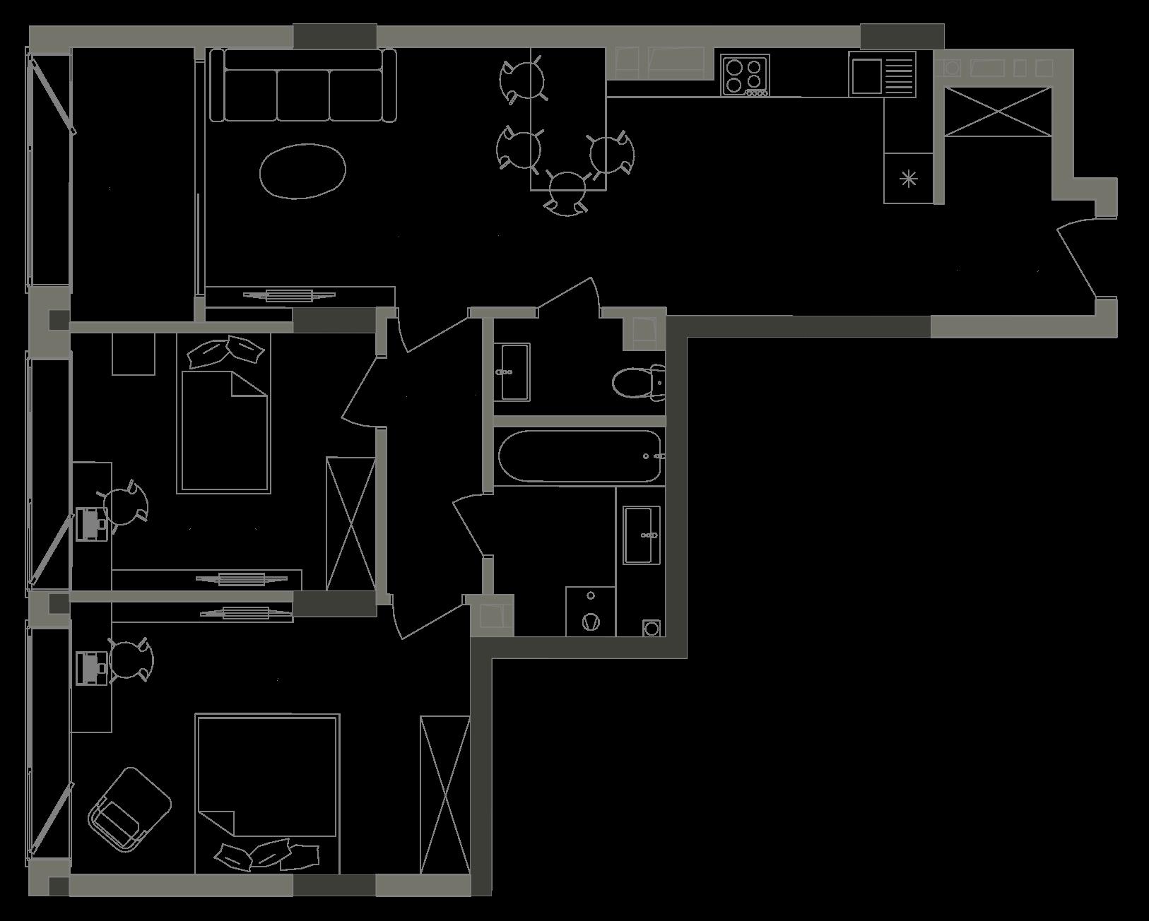 Квартира KV_67_2V_1_1_4