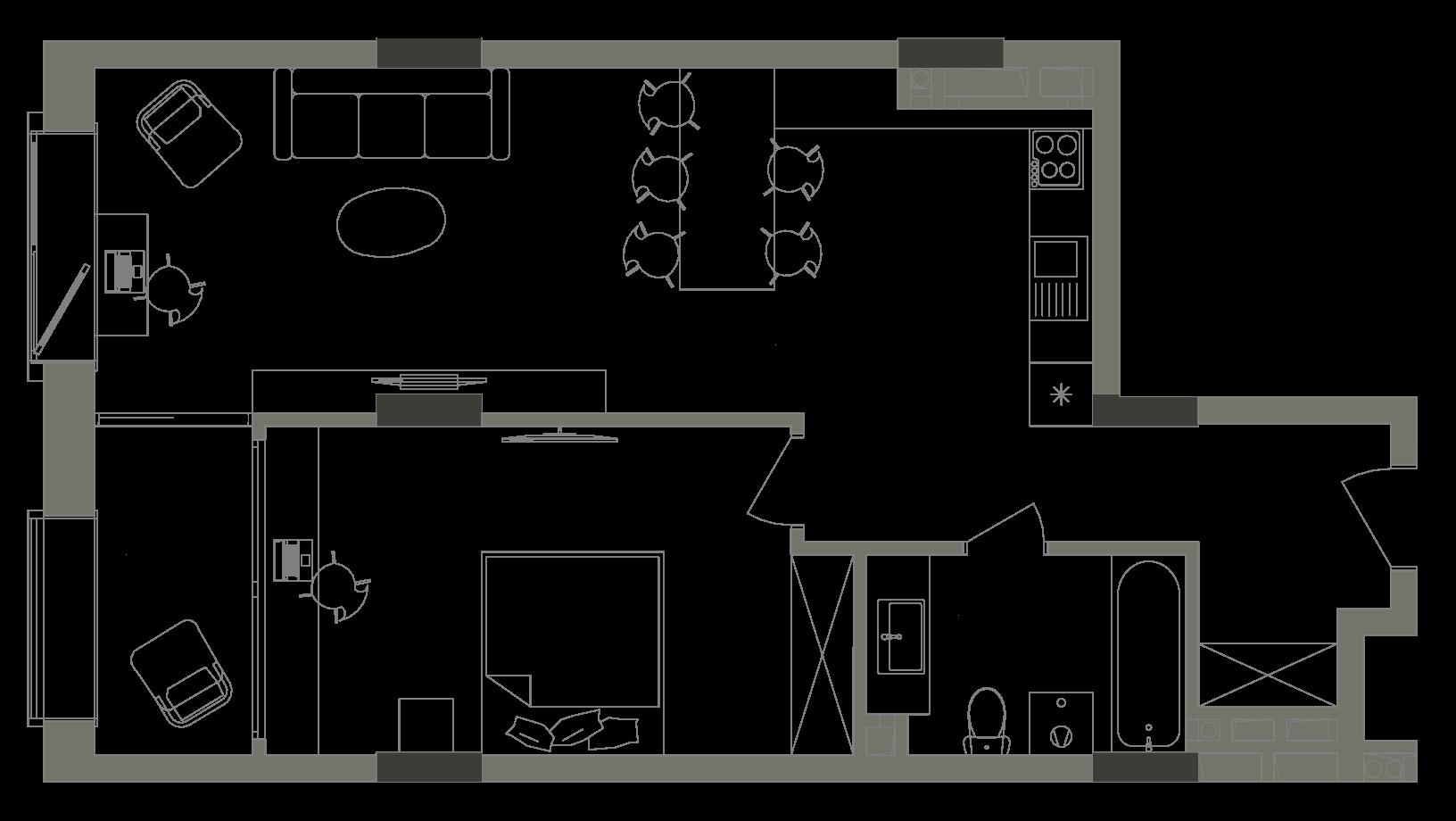 Квартира KV_68_1V_1_1_5