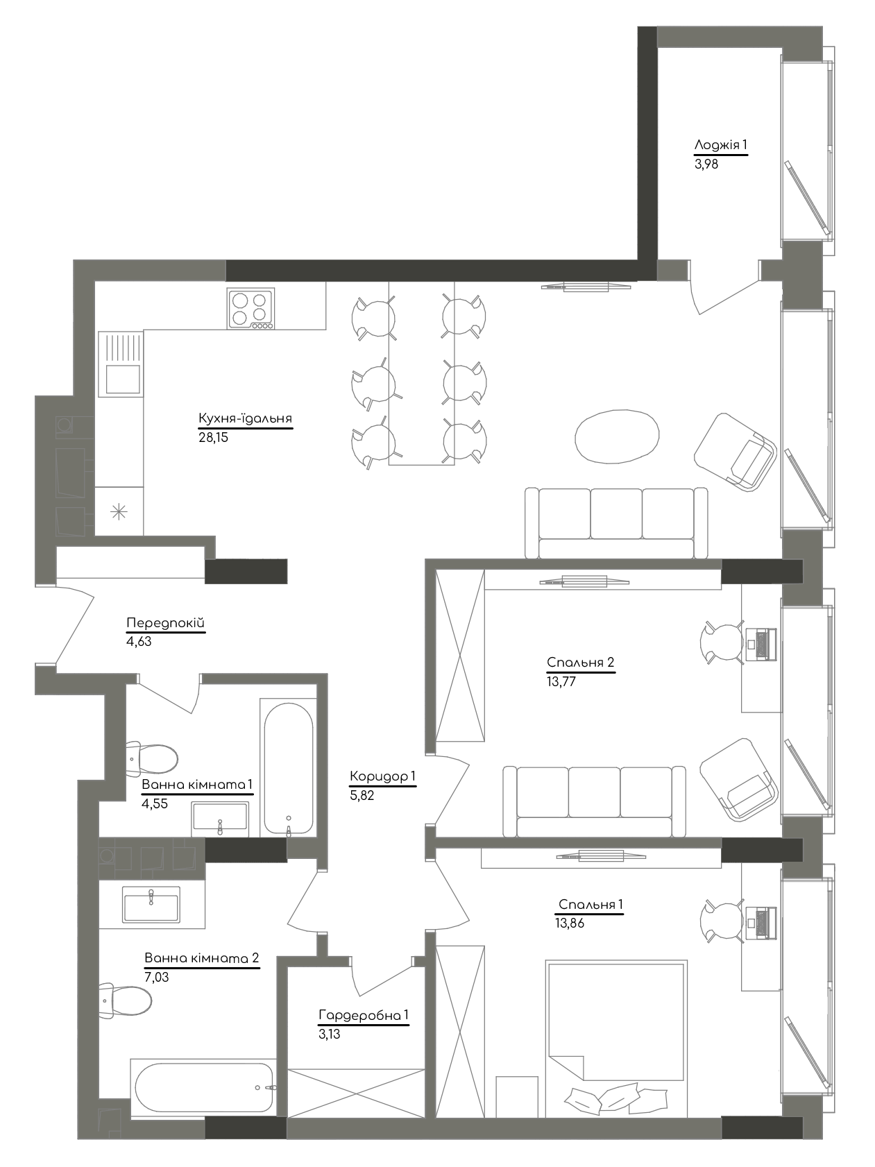 Квартира KV_70_2D_1_1_7