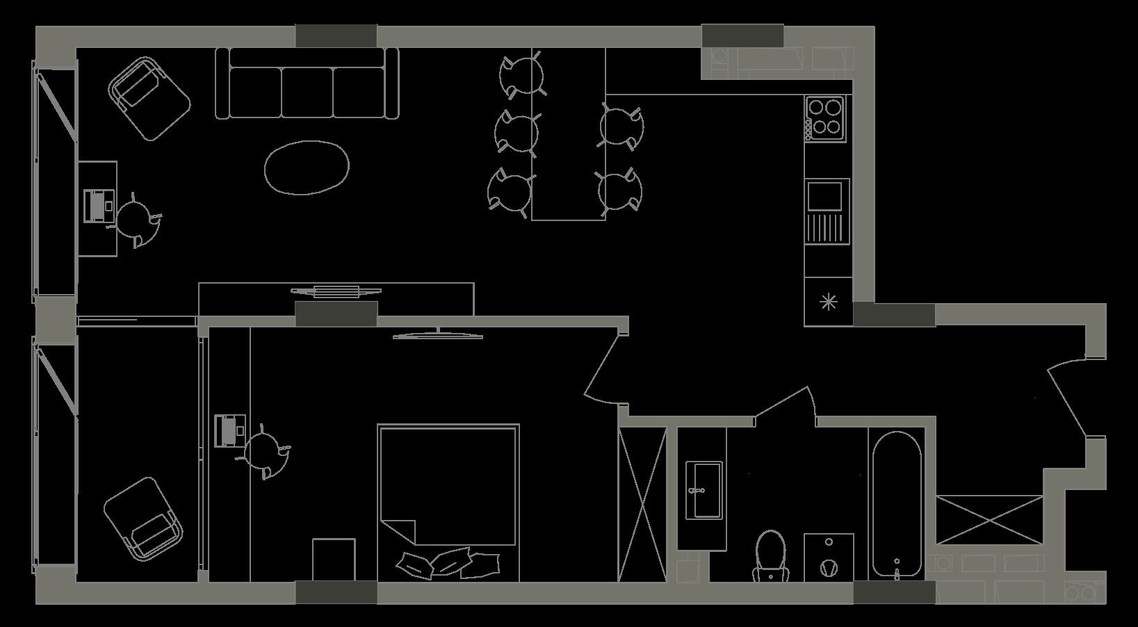 Квартира KV_73_1V_1_1_5