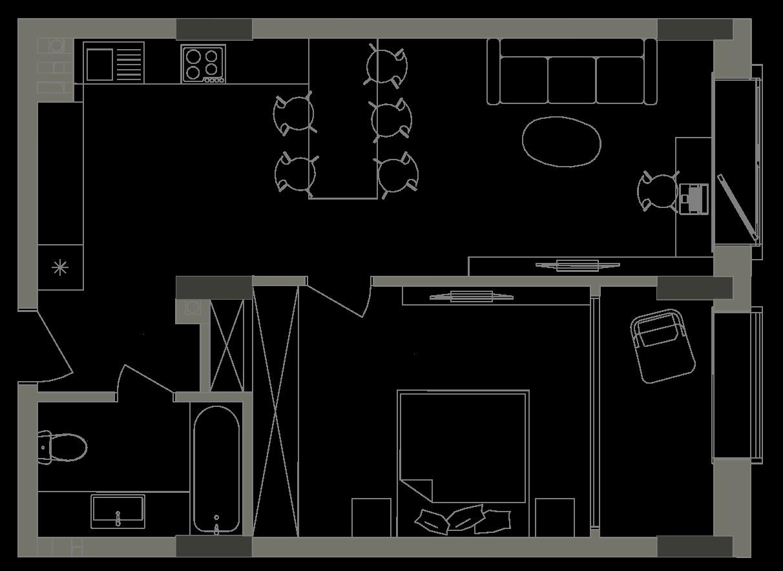 Квартира KV_9_1D_1_1_9