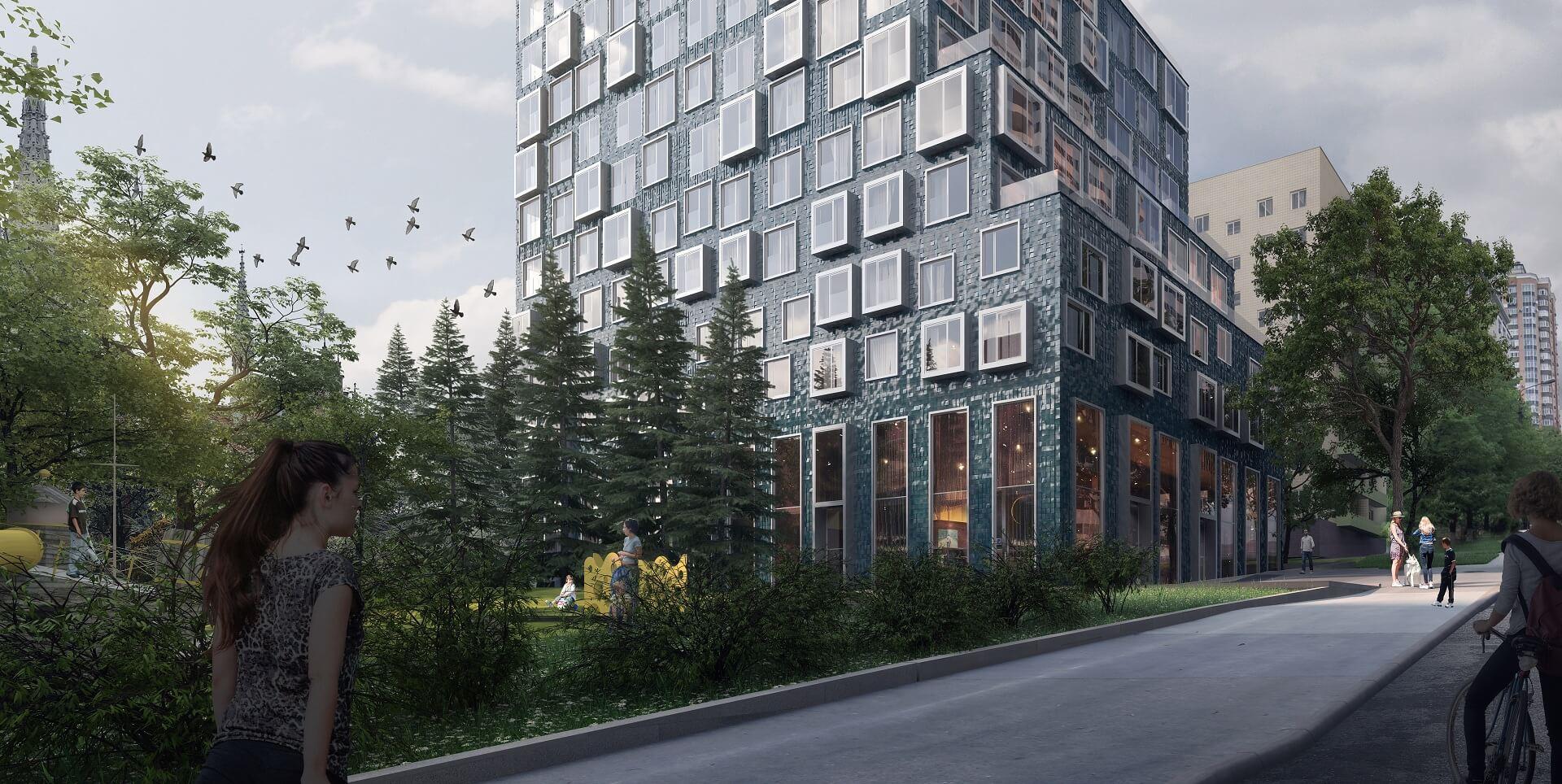 Чем новый ЖК WASHINGTON Concept House привлекает инвесторов