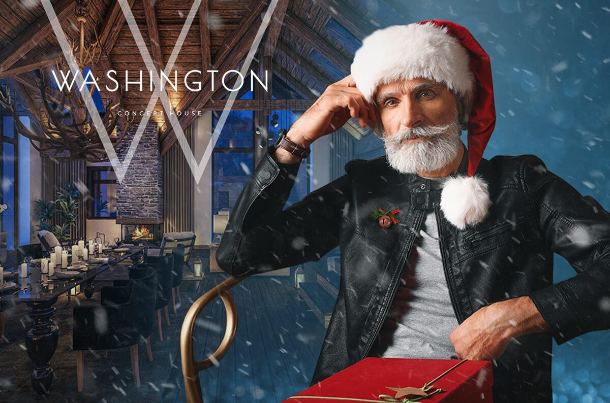 Покупайте квартиру в WASHINGTON Concept House и отправляйтесь в Европу на гастротур - WASHINGTON Concept House