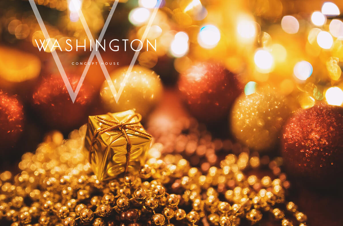 График работы отдела продаж на новогодние праздники - WASHINGTON Concept House