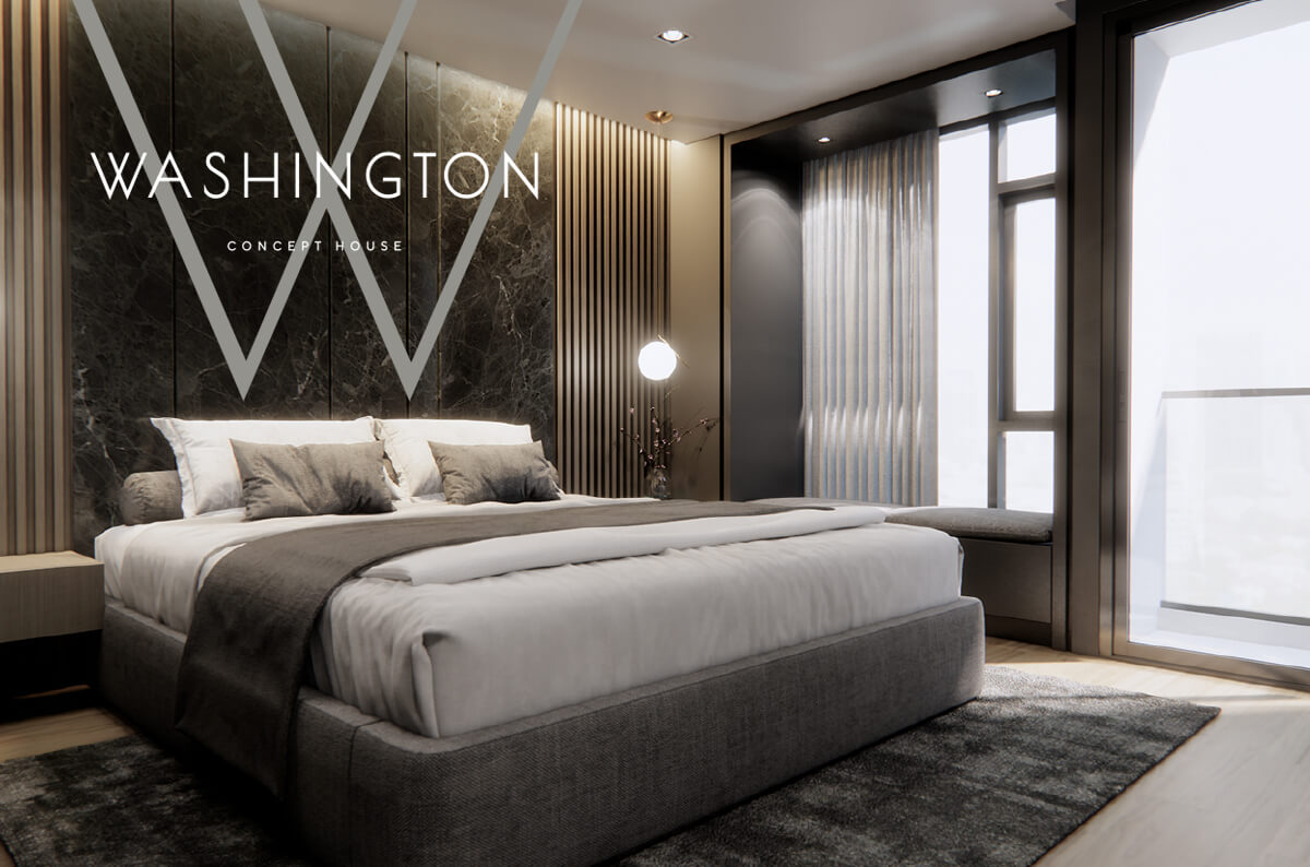 In the house for gourmets new conditions for buying — up to 21 months and the first installment from 25% - WASHINGTON Concept House