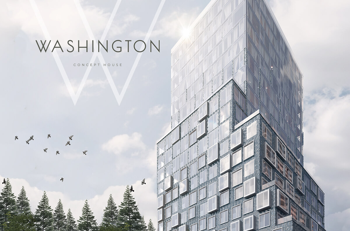 Pay 50% of the first installment and the second part until the end of 2022 - WASHINGTON Concept House