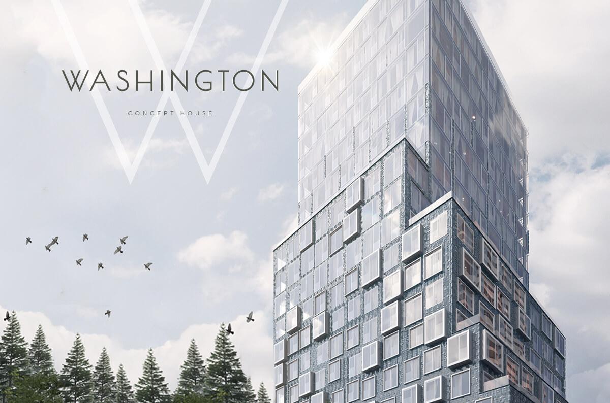 Платите 50% первого взноса, а остальные 50% — до конца 2022 года - WASHINGTON Concept House